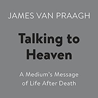 Talking to Heaven audiobook cover art