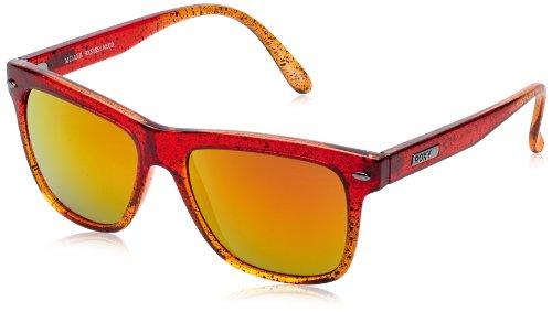 Roxy Damen Sonnenbrille Miller J, Orange Ml Orange, One Size