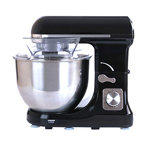 Wonderchef 1000-Watt Stand Mixer (Black)