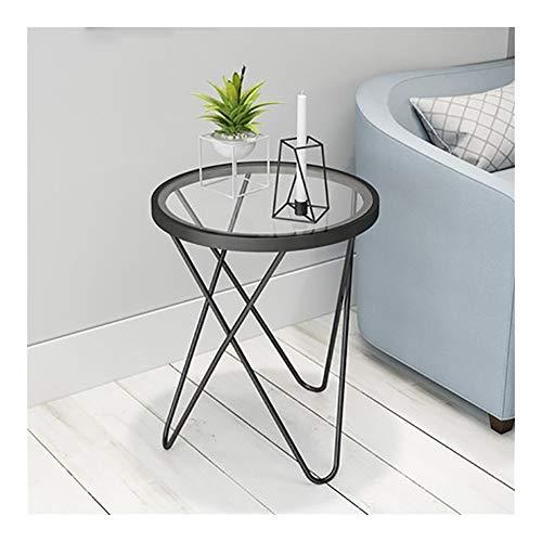 Metalen koffie ronde tafel, beweegbare multifunctioneel kantoor hotel slaapkamer woonkamer restaurant tafel, personity nacht corner bijzettafel