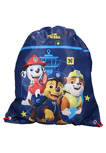 Paw Patrol All Paws On Deck Sportbeutel Sporttasche Turnbeutel Schuhbeutel