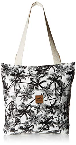 ✅ SO MANY USES! This reusable canvas shopping tote bag is perfect for school, gym, work, a weekend getaway, a shoulder day bag, shopping, or bringing to the beach or picnic ✅ BRING EVERYTHING: With a 15 Liter (4 Gallon) capacity and dimensions of 17....