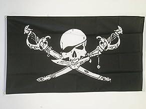 Pirate Teschio E Crossbones bordo 3x5 bandiera in poliestere