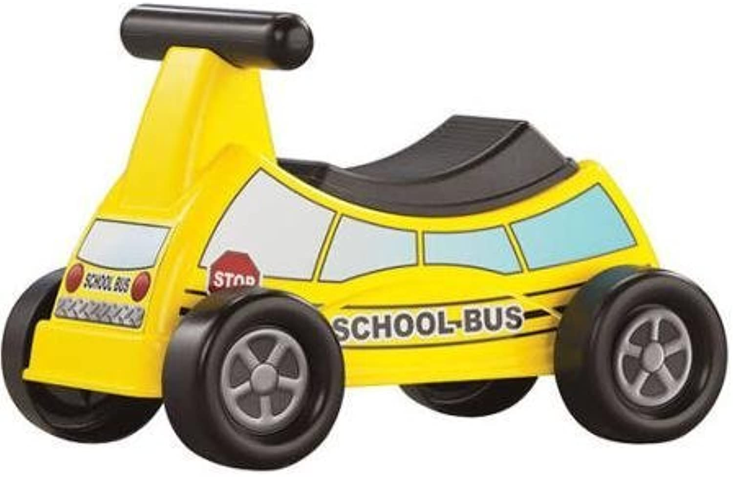 Compra calidad 100% autentica American Plastic Juguetes School Bus Ride-On Perfect Perfect Perfect Choice for your Adventurous Tot by American Plastic  descuento