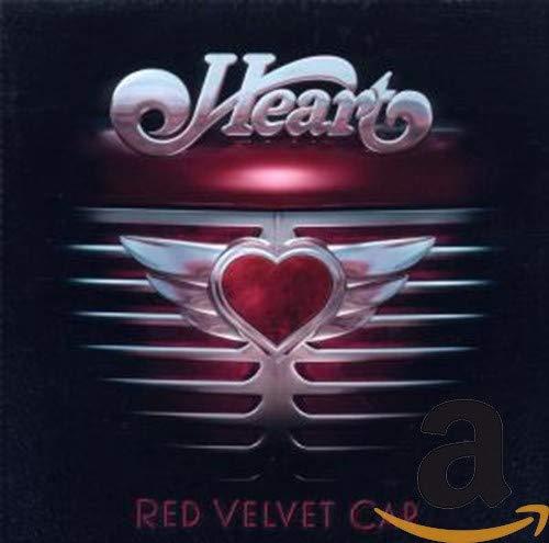 Heart: Red Velvet Car (Audio CD)