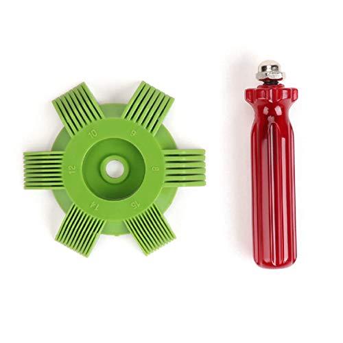gfjfghfjfh Pettine avvolgicavo per radiatore condensatore per radiatore di condensatore per radiatore di condensazione per Sistema di Raffreddamento Automatico