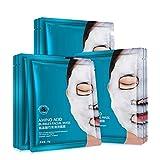 ZLSL Deep Purifying Charcoal Bubble Mask, Bubble Amino Acid Bamboo...