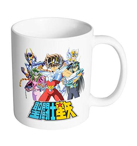 Mug Saint Seiya - Logo Team