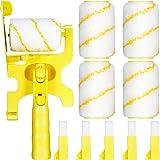 Set of 9 Paint Edger Combo Kit Paint Edger Roller Brush...