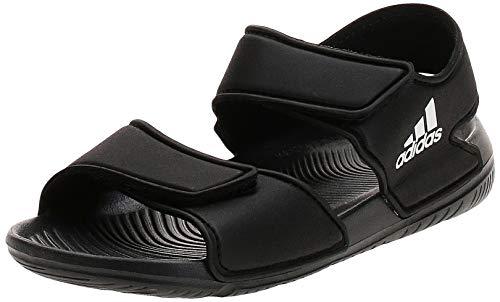 Adidas Altaswim C Jr, Sandalias, Negro (Core Black FTWR White Core Black), 34 EU