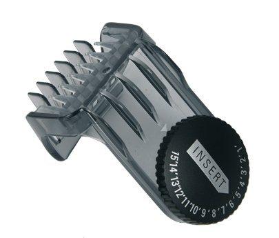 Rowenta - Inserto peine 1-15afeitadora, recortador de barba Expertise Vision TN3400 TN3450
