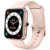 LIFEBEE Smartwatch, 1.69' Reloj Inteligente Hombre Mujer con Alexa Integrada, Pulsómetro, Monitor...