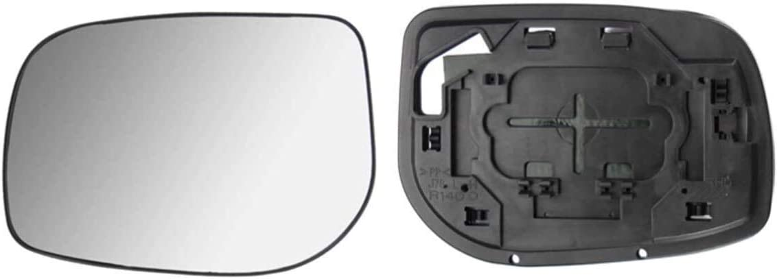 ANQU Automotive Exterior depot Mirror Replacement Door Max 64% OFF Rearview Glass