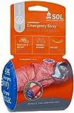 S.O.L. Survive Outdoors Longer Emergency Bivvy – 90% Heat Reflective, Waterproof, Lightweight Emergency