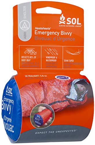 Adventure Medical Kits Heatsheets Emergency Bivvy - One