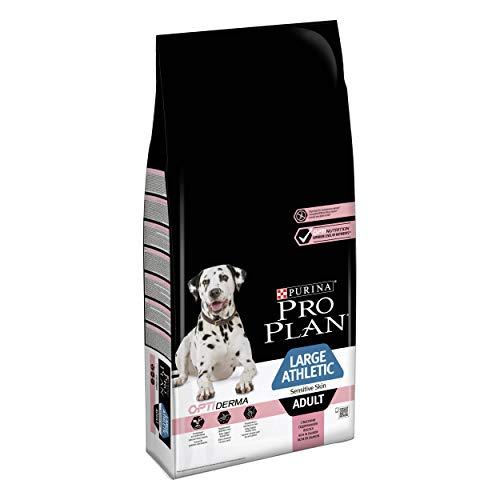 PURINA Pro Plan Large Athletic Adult Optiderma Cane Crocchette - 14 kg