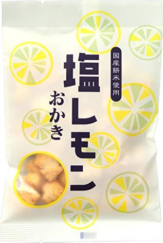 三真 塩レモンおかき 40g×10袋