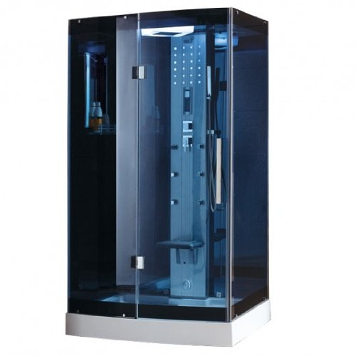 Lowest Prices! Pacifica Jetted Steam Shower and Shower Enclosure