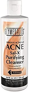 Glymed Plus Serious Action Sal-X Purifying Cleanser 8 oz
