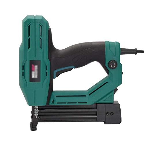 LCFF Clavadora Grapadora Clavo de Aire eléctrica Pistola de Grapas Nailers carpintería Nailers Grapadora energía de la máquina Armas de Mano Herramienta de la decoración de Interiores F30 / K425