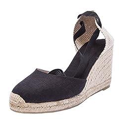 b075e026b42 Tie up espadrille - Casual Women's Shoes