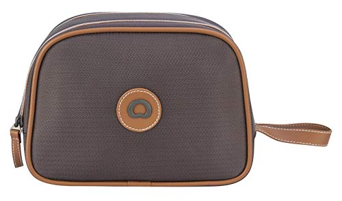Delsey Paris Chatelet Soft AIR Toiletry Bag 26 Centimeters 6 Brown (Schokolade)