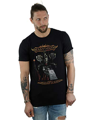 Absolute Cult Mastodon Hombre Emperor of Sand Camiseta