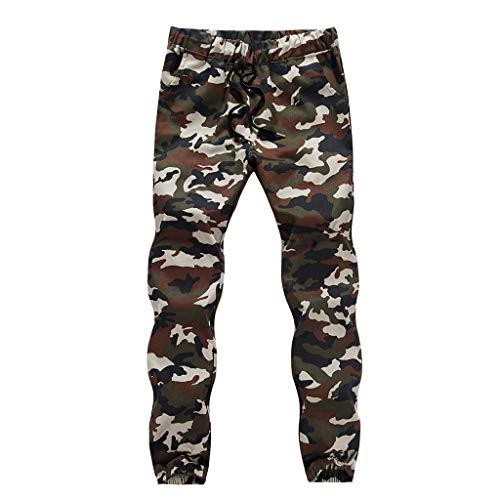 Overdose Pantalon Pesquero Hombre Pantalon Militar Hombre Pantalones De Corsé Deportivos De Bolsillo Ocasionales Sueltos para Hombres Pantalones De Jogging