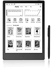 Likebook Alita 10.3インチ 電子書籍リーダー [専用ハードカバー +手書きスクリーンプロテクター+交換用ペン先+1年間の保証] +高性能PDFリーダーとして+電子インクスクリーン+オクタコアプロセッサ+4GB RAMメモリ+32GBストレージ, Android 6.0搭載,手書き入力をテキストに自動変換,Type-Cを搭載し高速データ転送、イヤホンやOTGに対応.