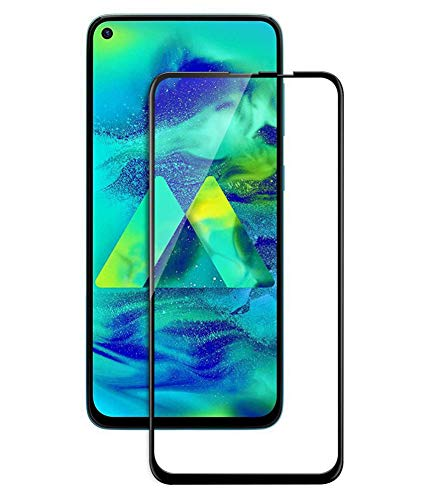 Quick Buy & Sell Service Tempered Glass Screen Guard Gorilla Protector for Samsung Galaxy Grand Prime Duos TV (Full Screen Coverage - 6D Temper) (Pack of 1)