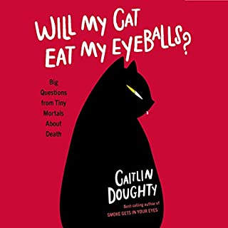 Will My Cat Eat My Eyeballs? cover art