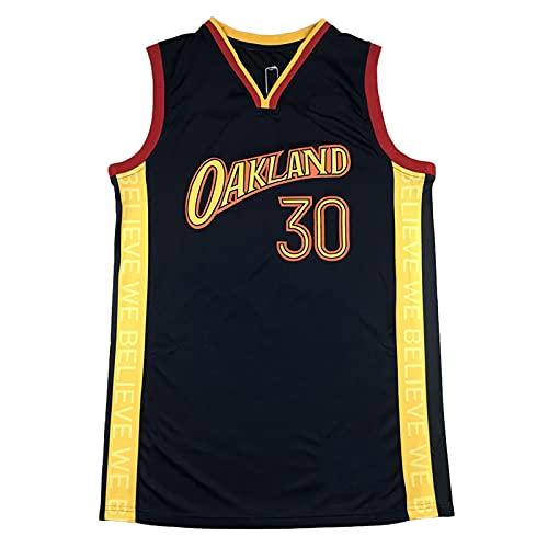 Jersey de Baloncesto, Adecuado para Todas Las Edades Swingman Jersey, Camiseta sin Mangas Uniforme de Baloncesto de Verano, Chaleco Transpirable M