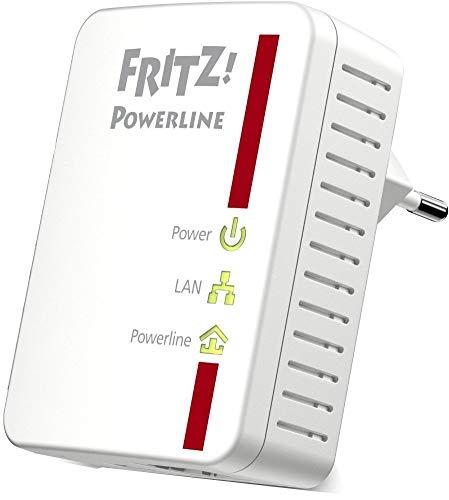AVM FRITZ!Powerline 510E Einzeladapter