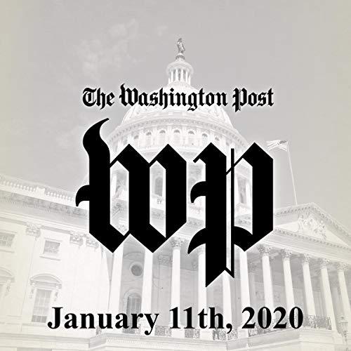 『January 11, 2020』のカバーアート
