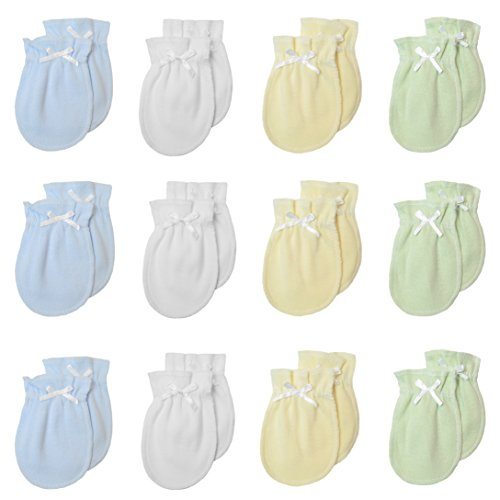 TL Care Newborn Mittens