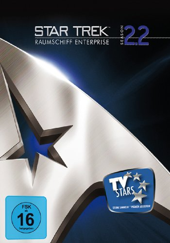 Raumschiff Enterprise - Staffel 2.2 (4 DVDs)