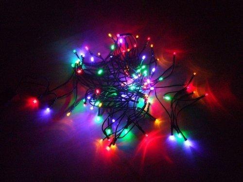 À piles - Fairy lights de LED avec 30 LED - colorés