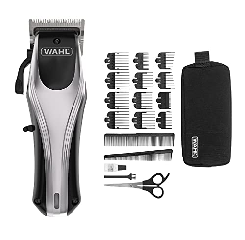WAHL Hair Clippers for Men, Rapid Clip, Rechargeable, Lithium Ion Clipper, Men's...