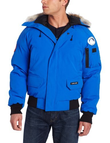 Canada Goose Chilliwack Parka, Royal PBI Blue, Small by Canada Goose