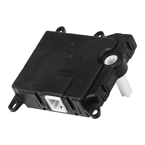 Rear Blend Door Actuator - Replaces 604-213, 1L2Z19E616BA, YH-1743 - Compatible with Ford, Lincoln & Mercury SUVs - Expedition, Explorer, Navigator, Aviator, Mountaineer - Auxilliary Mode Temperature