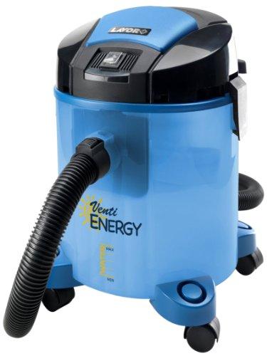 LAVOR BIDONE VENTI ENERGY ASP SOLIDI/LIQ FUSTO 20 LT -ASPIRA SOLIDI/LIQUIDI -CONSUMO 800 W RESA 1600W