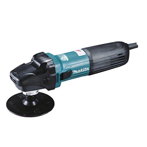 Makita SA5040C Rotationsschleifer 125 mm 1.400 W, 1400 W, Schwarz, Blau