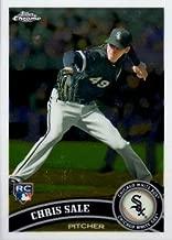 2011 Topps Chrome Baseball #205 Chris Sale Rookie Card