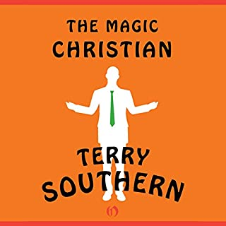 The Magic Christian audiobook cover art