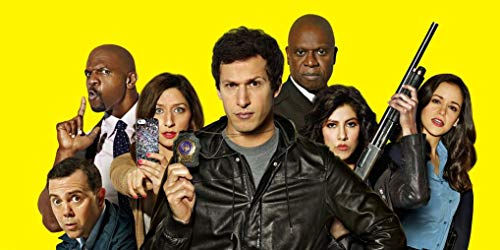Wayne Dove Brooklyn Nine Nine Season 6 Póster en Seda/Estampados de Seda/Papel Pintado/Decoración de Pared B79308986