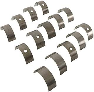 New Main Bearing Set STD for Massey Ferguson 1100, 1105, 1130, 1135, 3090, 3505 Combine, 3625, 396, 399 3637020M, 3637020M91, 4226952M91, U5MB0007