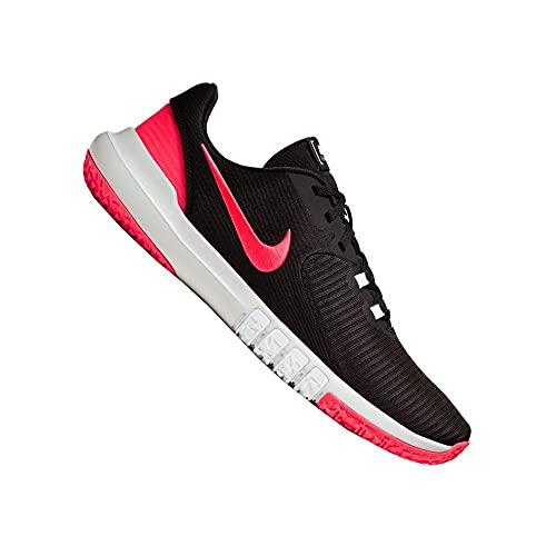 Nike - Flex Control 4 - CD0197005 - Colore: Bianco-Nero-Rosa - Taglia: 44 EU