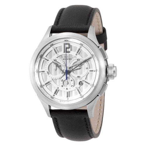Breil Milano Men's BW0531 939 Analog Silver Dial Watch