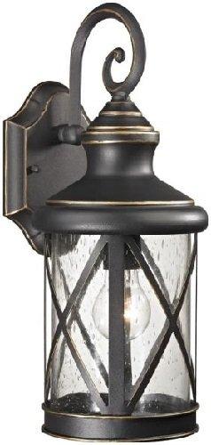 Lantern Outdoor Wall Orb 1 Light