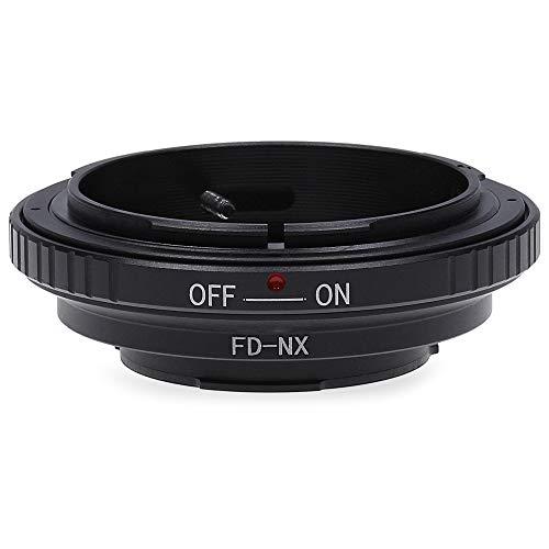 Berlin Optix Kamera Objektiv Adapter kompatibel mit Samsung NX Canon-FD Bajonett